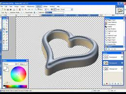 make gold in paint net part 1 youtube
