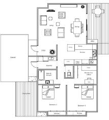 Beach Houses Floor Plans Floor Plan U2014 Mango Beach House Mackay
