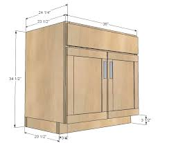 kitchen cabinet width standard width of fitted kitchen cabinets