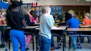 standing desks for students grade 1 kids get standing desks in saskatchewan town ctv news