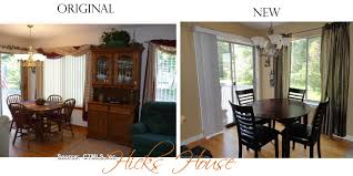 painting wood trim white before and after 8810