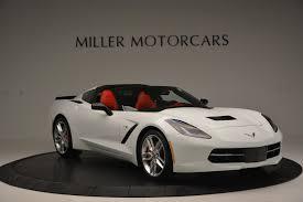 used corvette 2014 2014 chevrolet corvette stingray z51 stock 7089 for sale near