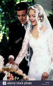 desi arnaz jr u0026 amy stryker a wedding 1978 stock photo royalty