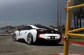 Bmw I8 Body Kit - tpc now able to supply vorsteiner bodykits and aerodynamic