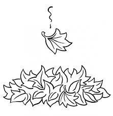 printable fall leaves clip art 64