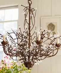Chandelier Rustic Rustic Chandelier Branches Chandelier
