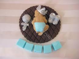 prince baby shower first birthday fondant boy cake topper baptism