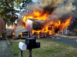 volkswagen fire fire destroys home in eastmont myeverettnews com