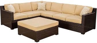 hanover metropolitan 5pc outdoor seating set metro5pc