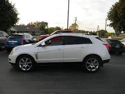 cadillac suv 2010 2010 cadillac srx turbo performance collection awd 4dr suv for