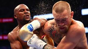 mayweather money stack mayweather mcgregor discuss fight video dailymotion