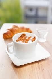 cuisine cappuccino ร ปภาพ ตาราง กาแฟ ลาเต คาป ช โน จาน ม ออาหาร ผล ต อาหาร