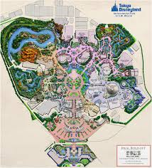 Map Of Magic Kingdom Orlando by Ideal Buildout