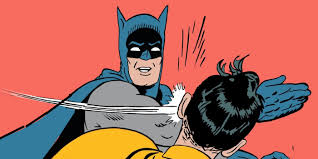 Bright Slap Meme - list of synonyms and antonyms of the word slap meme