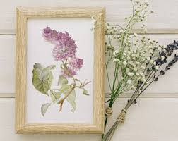Lavender Home Decor Lavender Flowers Etsy