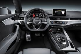 all new audi s5 coupe goes lighter sharper a8l interior 2018