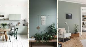 chambre vert gris vert gris 15 façons d adopter cette tendance déco