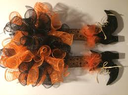 deco mesh witch legs wreaths pinterest witch legs deco mesh