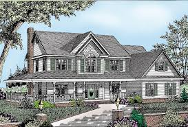 wrap around porch 6527rf architectural designs house plans