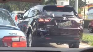 lexus harrier 2014 price new 2015 toyota harrier malaysia spotted in penang youtube