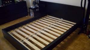 ikea leirvik bed frame reviews home design ideas