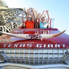 New Texas Giant Six Flags Over Texas Six Flags Over Texas U003e Mix 93 1