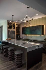 what color countertops with brown cabinets 75 beautiful kitchen with brown cabinets and granite