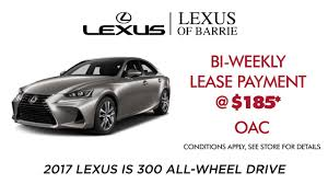lexus white plains hours lexus of barrie 2017 is 300 auto show promo youtube