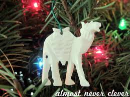 christmas ornament almost never clever