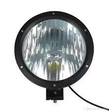 7 50w cree led driving work light 2 cob 25w chip offroad suv atv