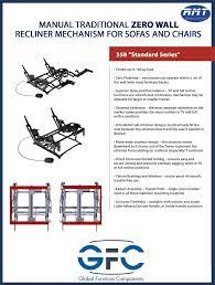 Sofa Recliner Mechanism by Gfc Global Furniture Components Uab Linkedin