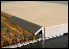 ceramic tile sloped carpet trim ceramic tool company pewaukee
