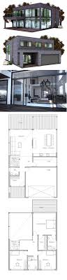 modern house floor plan modern story house design small contemporary plans family simple