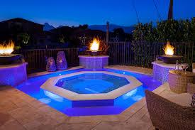landscape lighting south florida spas portfolio of aaa custom pools inc south florida spa designer