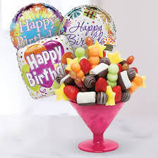 birthday gift for edible arrangements fruit baskets birthday gift for