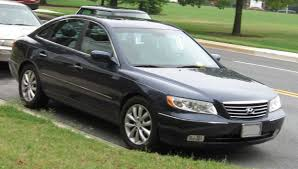 2006 hyundai azera information and photos zombiedrive