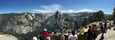 Map San Francisco To Yosemite National Park by Luxury Tours Crossroads Tours