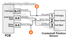1996 1998 crank sensor circuit diagram dodge 3 9l 5 2l 5 9l