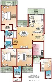 typical house layout bedroom house layout ideas plan three houseapartment floor 3