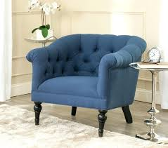 Upholstered Accent Chairs by Navy Blue Accent Chair U2013 Adocumparone Com