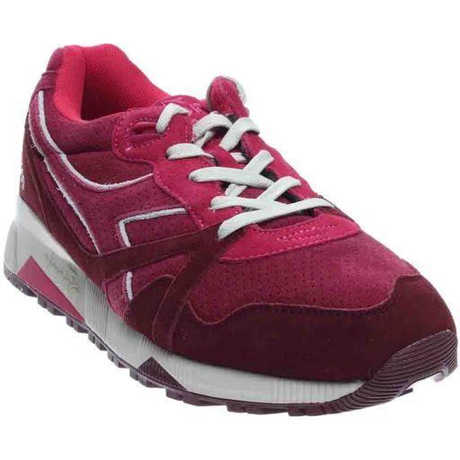 Diadora N9000 S Running Shoes Pink- Mens