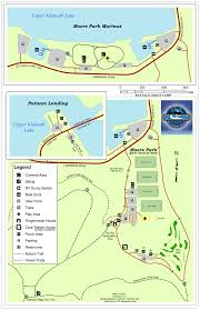 Lakeview Oregon Map by City Of Klamath Falls Moore Park