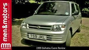 daihatsu 1999 daihatsu cuore review with richard hammond youtube