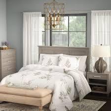 three piece bedroom set laurel foundry modern farmhouse valencia queen 3 piece bedroom set