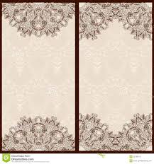 set of templates for banners or vintage greeting card with