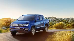 volkswagen pickup interior vw amarok facelift shows its car like interior
