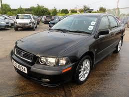 2002 volvo s40 sport black 4 door motd drives as new in belfast