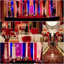Toronto Wedding Decorator Open Concept Mandap Pearson Convention Centre Mandap Indian