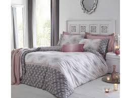 n drapes indra blush duvet cover sets