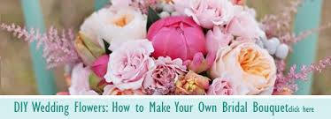 how to make bridal bouquets diy wedding flowers how to make your own bridal bouquet